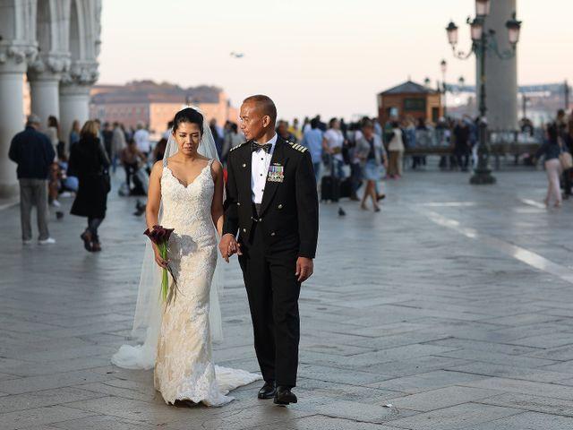 Il matrimonio di Ike e Faye a Venezia, Venezia 22
