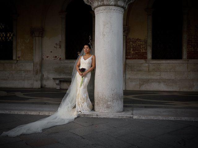 Il matrimonio di Ike e Faye a Venezia, Venezia 24