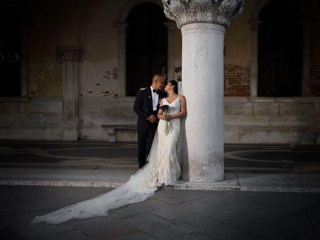Il matrimonio di Ike e Faye a Venezia, Venezia 25