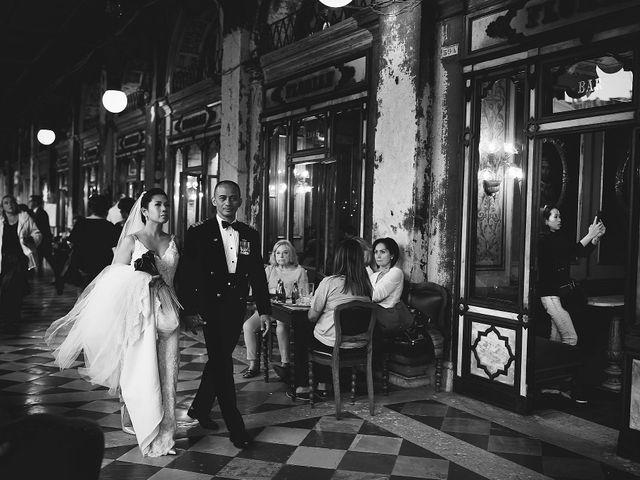 Il matrimonio di Ike e Faye a Venezia, Venezia 26