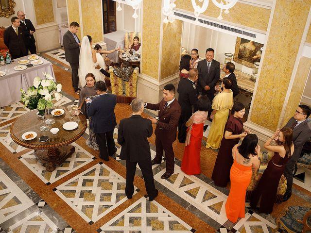 Il matrimonio di Ike e Faye a Venezia, Venezia 28