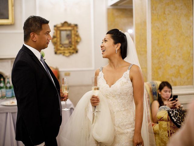 Il matrimonio di Ike e Faye a Venezia, Venezia 29