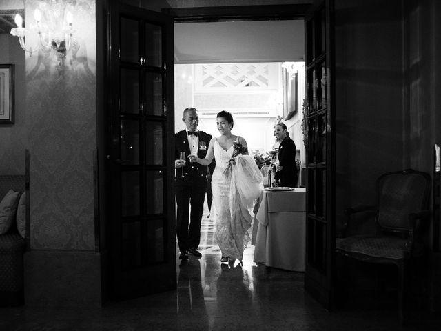 Il matrimonio di Ike e Faye a Venezia, Venezia 33