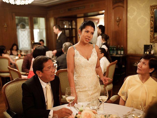 Il matrimonio di Ike e Faye a Venezia, Venezia 35
