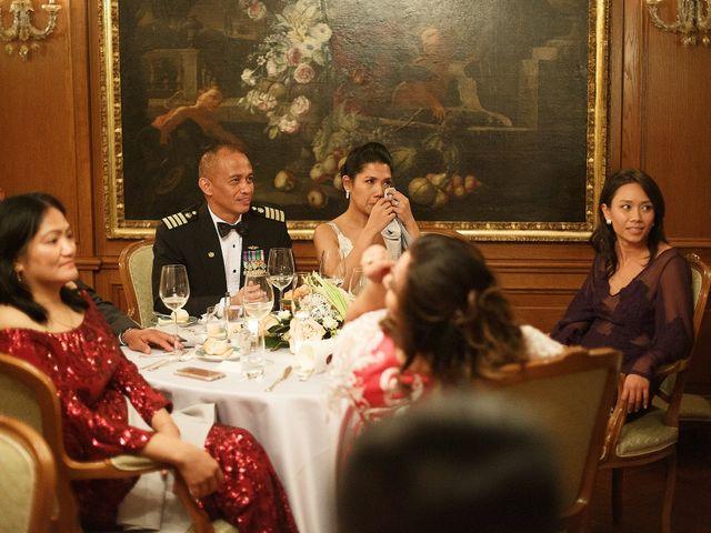Il matrimonio di Ike e Faye a Venezia, Venezia 37