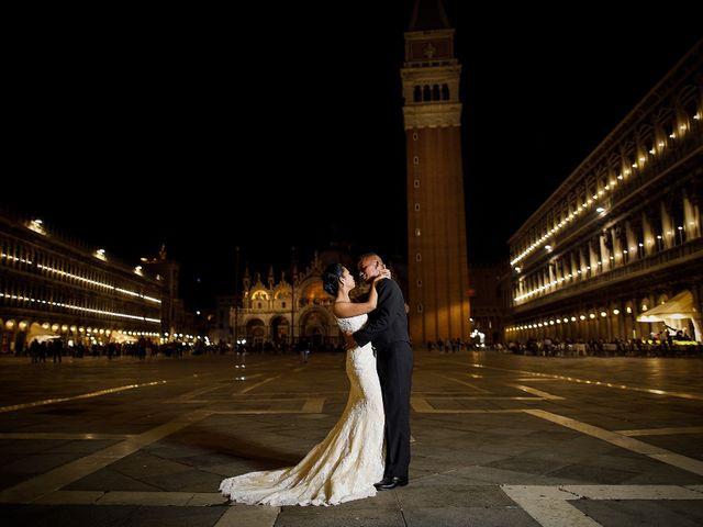 Il matrimonio di Ike e Faye a Venezia, Venezia 38