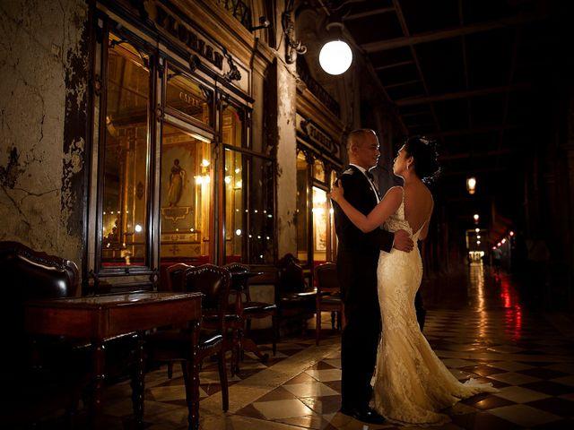 Il matrimonio di Ike e Faye a Venezia, Venezia 39