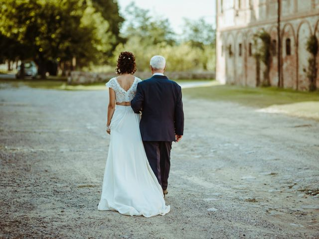Il matrimonio di Luca e Selene a Siena, Siena 17