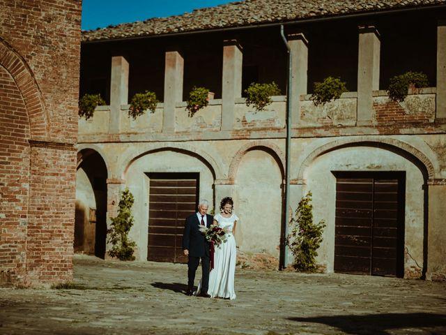 Il matrimonio di Luca e Selene a Siena, Siena 18