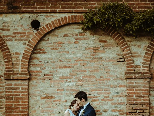 Il matrimonio di Luca e Selene a Siena, Siena 23