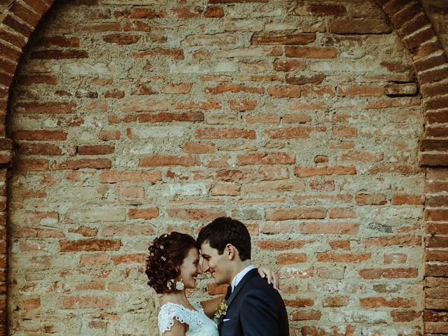 Il matrimonio di Luca e Selene a Siena, Siena 24