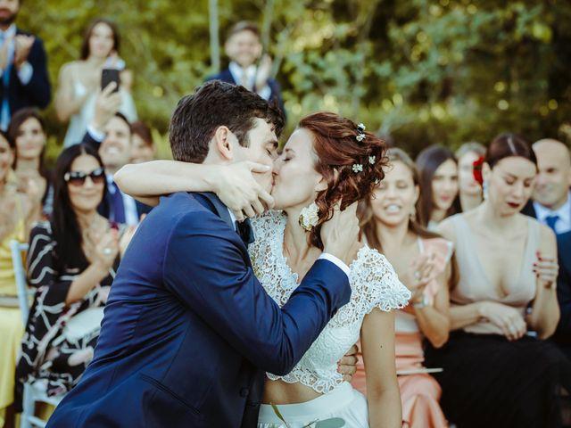 Il matrimonio di Luca e Selene a Siena, Siena 55