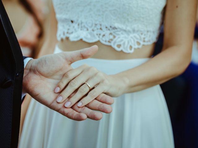 Il matrimonio di Luca e Selene a Siena, Siena 57