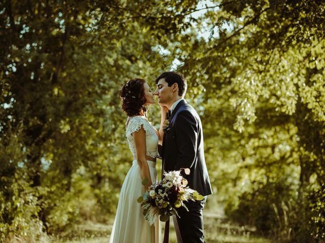 Il matrimonio di Luca e Selene a Siena, Siena 63