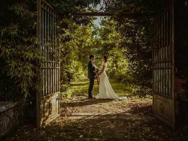 Il matrimonio di Luca e Selene a Siena, Siena 65