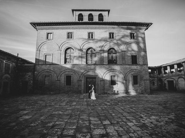 Il matrimonio di Luca e Selene a Siena, Siena 66