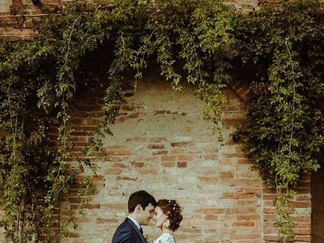 Il matrimonio di Luca e Selene a Siena, Siena 69