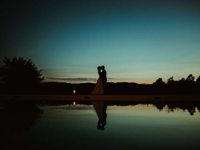 Il matrimonio di Luca e Selene a Siena, Siena 77