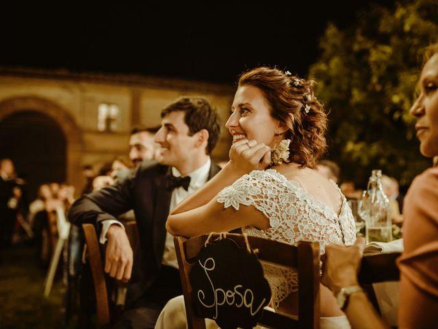 Il matrimonio di Luca e Selene a Siena, Siena 84