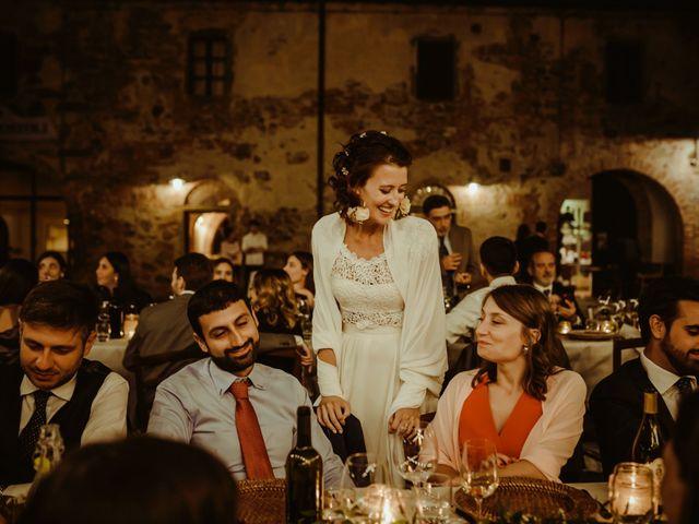Il matrimonio di Luca e Selene a Siena, Siena 86