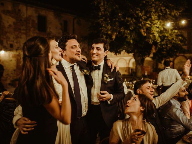 Il matrimonio di Luca e Selene a Siena, Siena 87