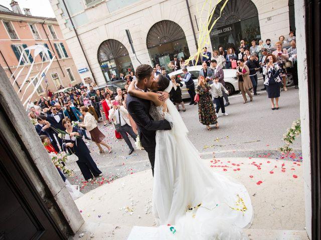 Il matrimonio di Francesco e Patrizia a Mantova, Mantova 36