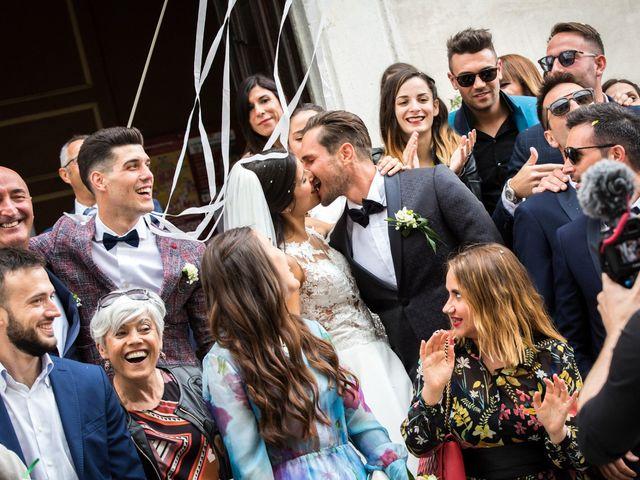 Il matrimonio di Francesco e Patrizia a Mantova, Mantova 37