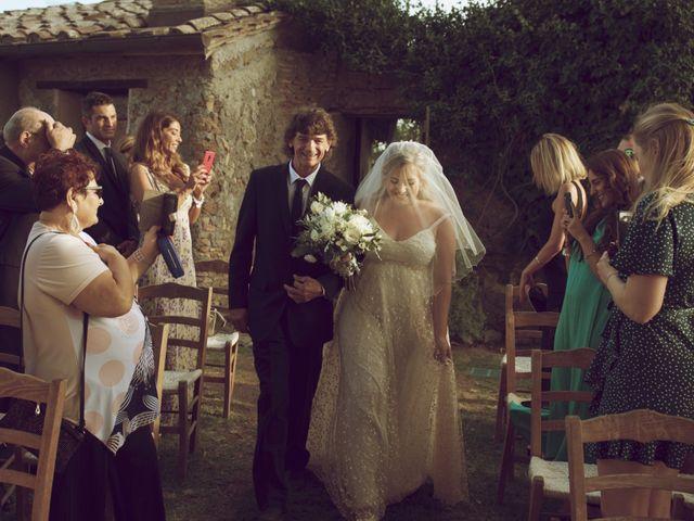 Il matrimonio di Manuel e Carlie a Fiumicino, Roma 4