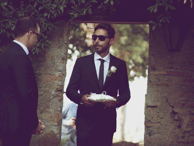 Il matrimonio di Manuel e Carlie a Fiumicino, Roma 5