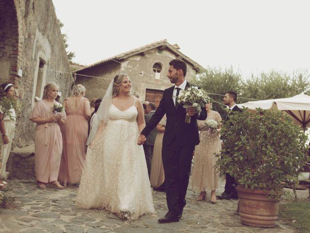 Il matrimonio di Manuel e Carlie a Fiumicino, Roma 1