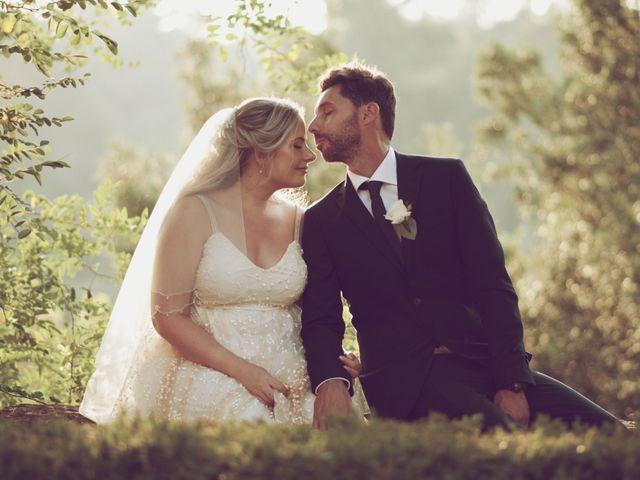 Il matrimonio di Manuel e Carlie a Fiumicino, Roma 2