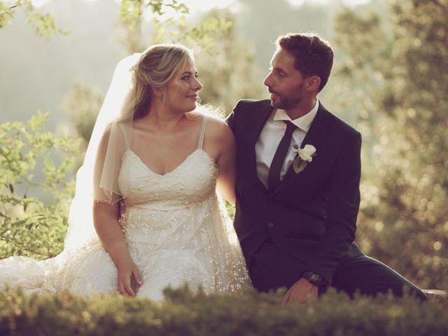 Il matrimonio di Manuel e Carlie a Fiumicino, Roma 7