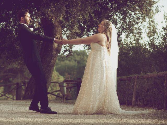 Il matrimonio di Manuel e Carlie a Fiumicino, Roma 16