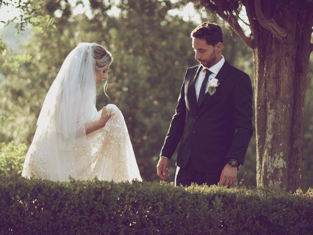 Il matrimonio di Manuel e Carlie a Fiumicino, Roma 17