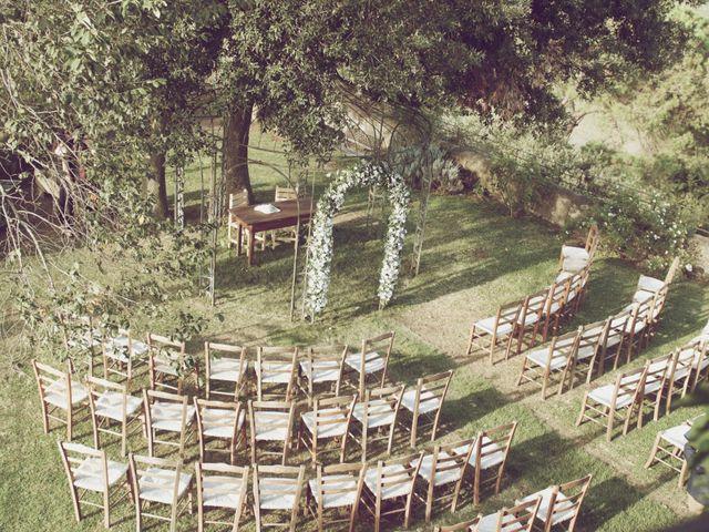 Il matrimonio di Manuel e Carlie a Fiumicino, Roma 19
