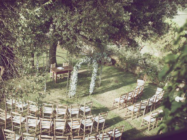 Il matrimonio di Manuel e Carlie a Fiumicino, Roma 21