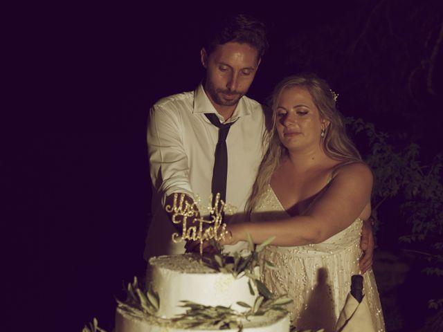 Il matrimonio di Manuel e Carlie a Fiumicino, Roma 23