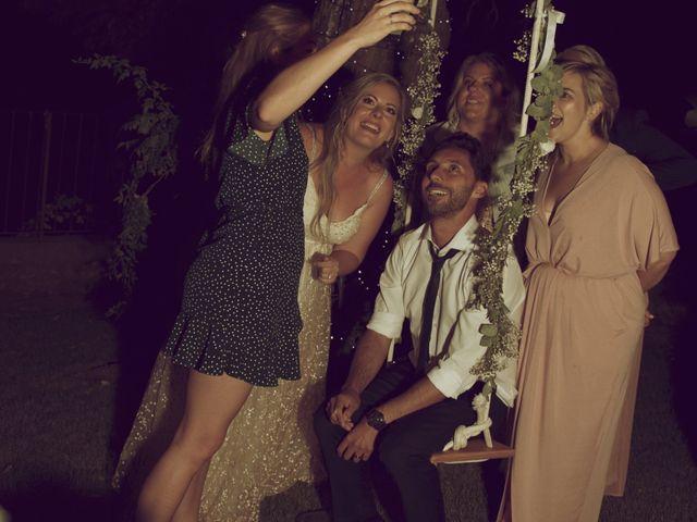 Il matrimonio di Manuel e Carlie a Fiumicino, Roma 25