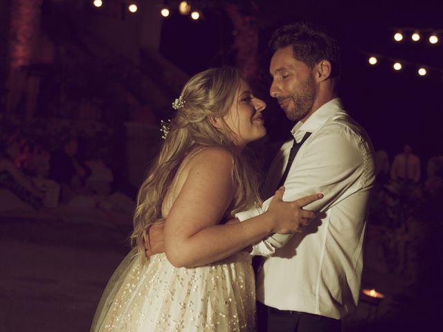 Il matrimonio di Manuel e Carlie a Fiumicino, Roma 27