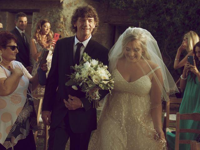 Il matrimonio di Manuel e Carlie a Fiumicino, Roma 34