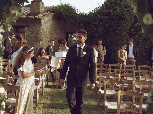 Il matrimonio di Manuel e Carlie a Fiumicino, Roma 37