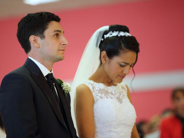 Il matrimonio di Stefano e Angelica a Sesto San Giovanni, Milano 24