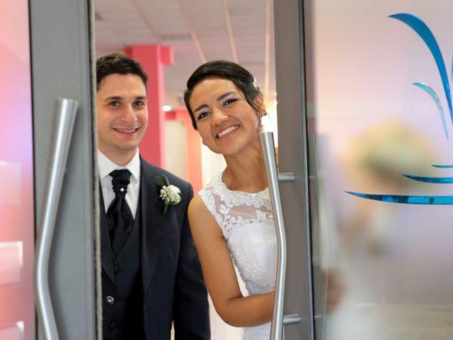 Il matrimonio di Stefano e Angelica a Sesto San Giovanni, Milano 31