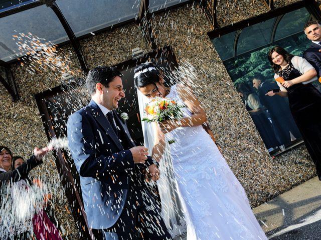 Il matrimonio di Stefano e Angelica a Sesto San Giovanni, Milano 32