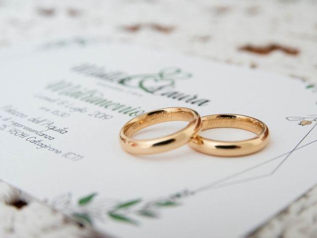 Il matrimonio di Matteo e Laura a Caltagirone, Catania 1