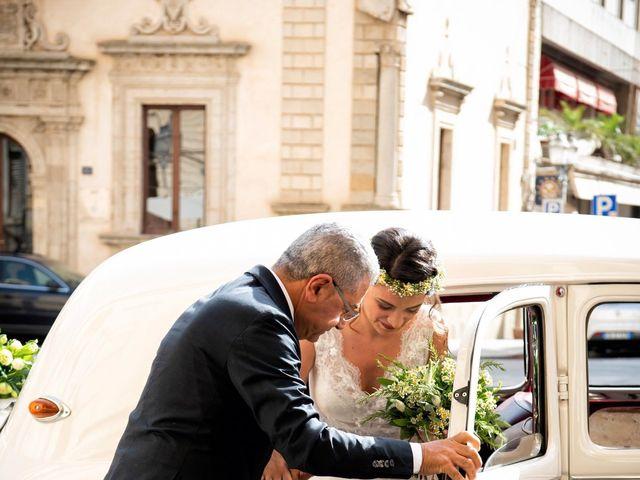Il matrimonio di Matteo e Laura a Caltagirone, Catania 19