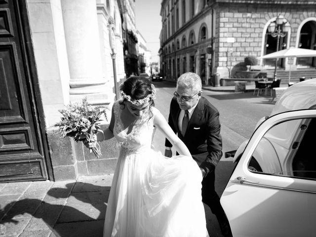 Il matrimonio di Matteo e Laura a Caltagirone, Catania 20