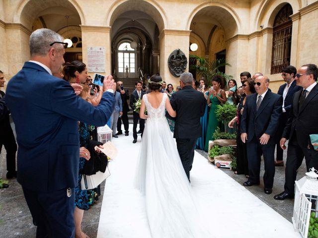 Il matrimonio di Matteo e Laura a Caltagirone, Catania 21
