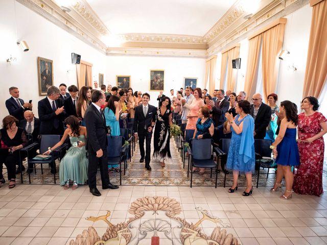 Il matrimonio di Matteo e Laura a Caltagirone, Catania 23