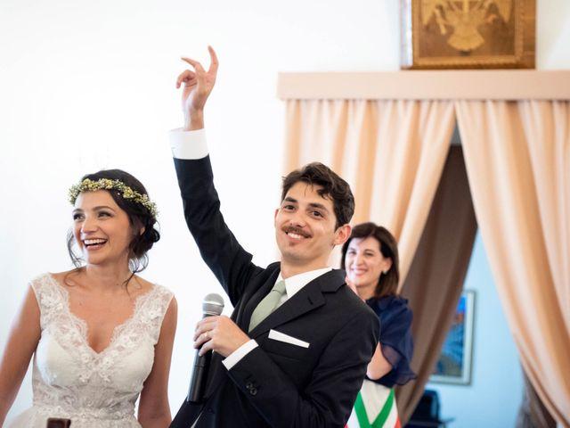 Il matrimonio di Matteo e Laura a Caltagirone, Catania 30